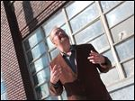 Paul Causman will present Actors Collaborative Toledo's one-man show of 'An Iliad' at 8 p.m. Saturday.