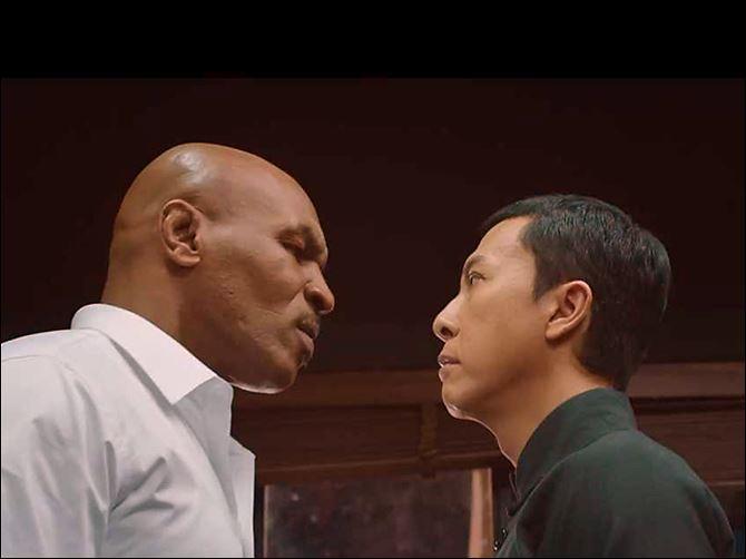 New martial arts movie