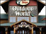 A combination of Bass Pro Shops, with a location in Rossford, and Cabela's, which has a site in Dundee, Mich., would realize potential sales and provide a synergy in the hunting and fishing retail industry. Cabela's also runs a large catalog business. However, the sale process is still in the early stages, sources have said.