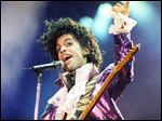 Prince performs at the Forum in Inglewood, Calif., in 1985. The Rock and Roll Hall of Fame musician sold more than 100 million records. He won seven Grammy Awards and an Academy Award for best original song score for the 1984 film 'Purple Rain.'