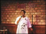 Dominique will perform six shows at the Funny Bone Comedy Club, 6140 Levis Commons Blvd., starting on Thursday.