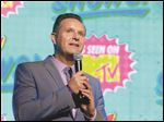 Mark Burnett participates in MTV's 2016 Upfronts at Skylight at Moynihan Station in New York.