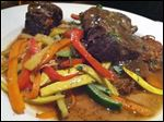 Short ribs from La Scola Italian Grill.