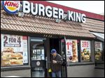 Burger King's global sales jumped 4.6 per­cent at es­tab­lished lo­ca­tions, in­clud­ing a 4.4 per­cent in­crease in the United States and Can­ada. Adding hot dogs to the menu is said to help.