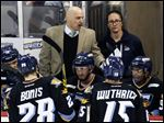 Walleye coach Derek Lalonde had guided the team to back-to-back successful regular seasons, but Toledo again was bounced from the ECHL playoffs. The Walleye set two attendance records, including 18 sellouts.
