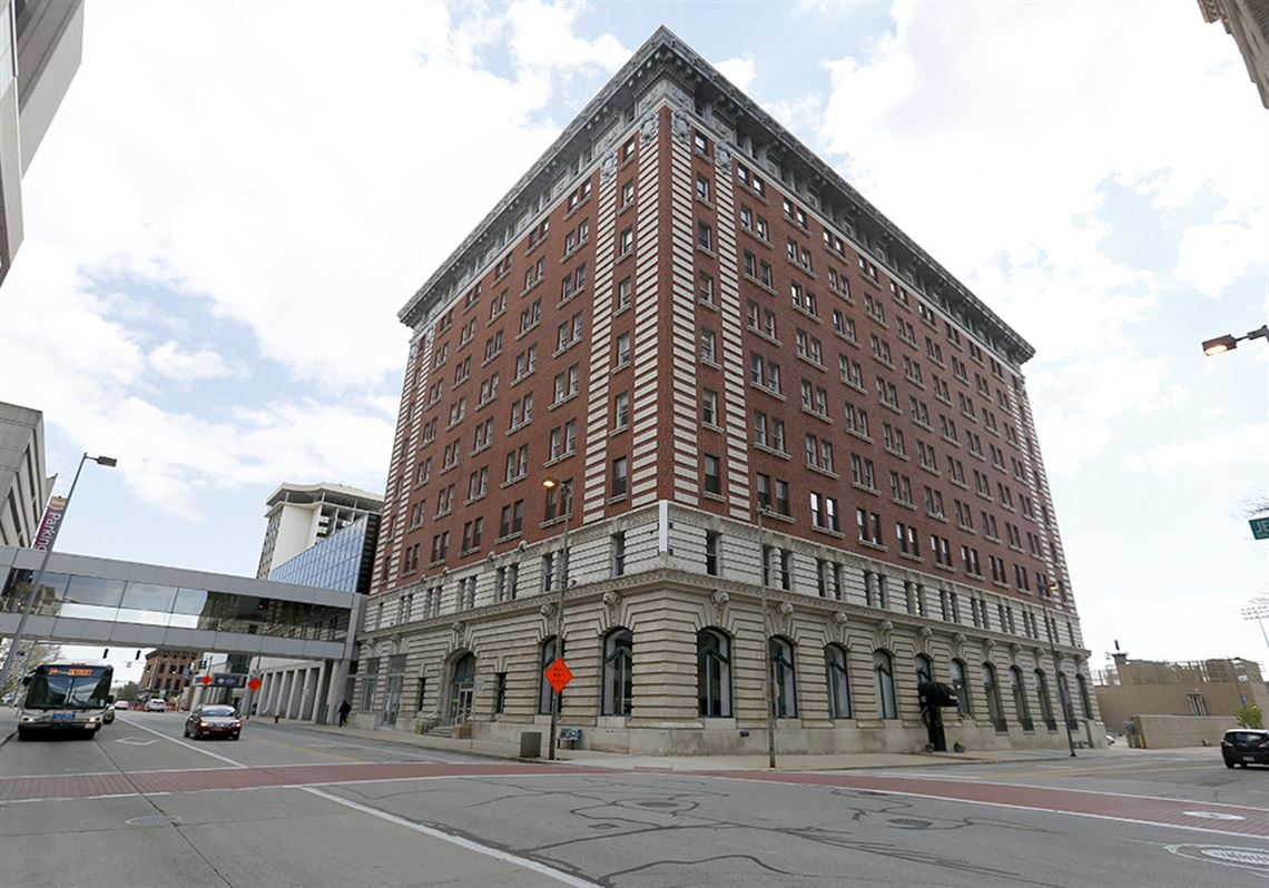 Secor Building May Return To Luxury Roots Toledo Blade