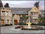 The Playboy Mansion in Los Angeles, which features 29 rooms,  a tennis court, pool, wine cellar, guest house, game house, and movie theater, is listed for $200 million.