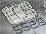 Retailers had to install card readers to accommodate the cards that have a special chip to better fight fraud.