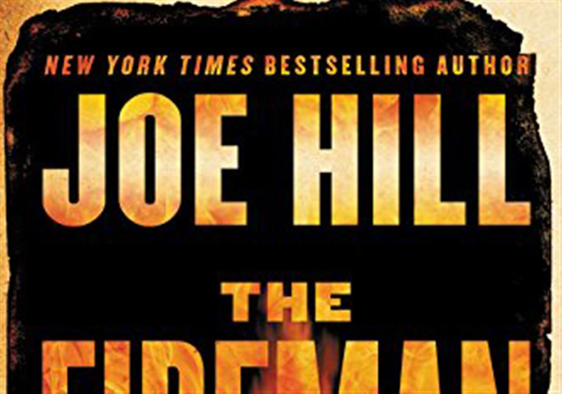 Horror novelist Hill imagines a fiery end to the world in