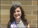 Miss Teen Ohio Abbie Davis, a senior at Notre Dame Academy, will be in July's international pageant.