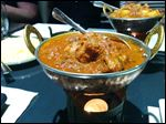 Kadhai Lamb from The Indian Jewel of Toledo.
