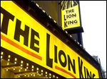 'The Lion King' once again was the top draw on Broadway.