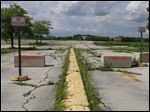 The property in South Toledo where the Southwyck Mall once stood remains vacant with no development plan in sight.