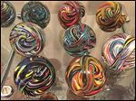 Glass paperweights for sale at Firenation Glass Studio And Gallery.