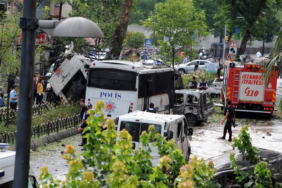 Pakistan condemns Istanbul terror attack