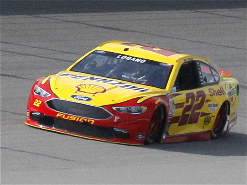 Joey Logano won the pole in advance of Sunday's race. Logano won the pole driving the No. 22 Shell Pennzoil Ford. He had the top speed of 199.557 miles an hour during Friday's qualifying.