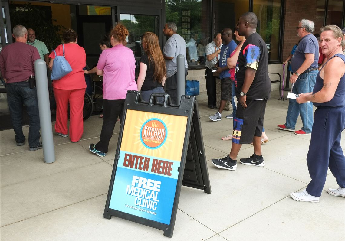 Vital service at UT clinics | Toledo Blade