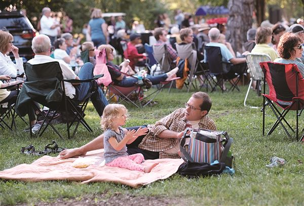 Jazz Concerts Return To Toledo Botanical Garden The Blade