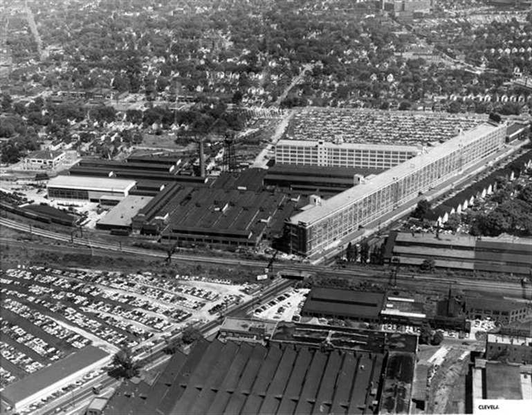 Cleveland hard hit by factory closings since 1960 the blade for Usa motors cleveland ohio