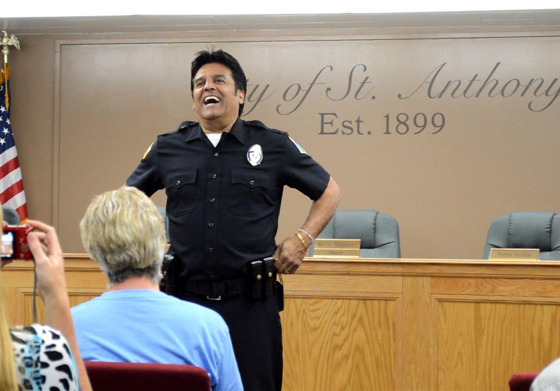 CHiPs' star Erik Estrada becomes Idaho reserve police