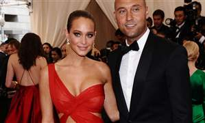 Derek-Jeter-Wedding