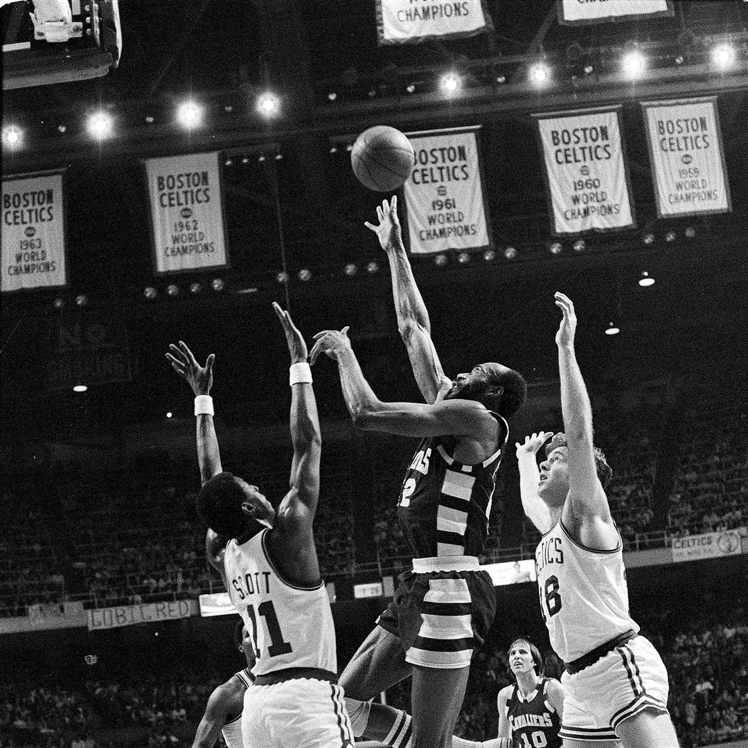 IN PICTURES BGSU great Nate Thurmond The Blade