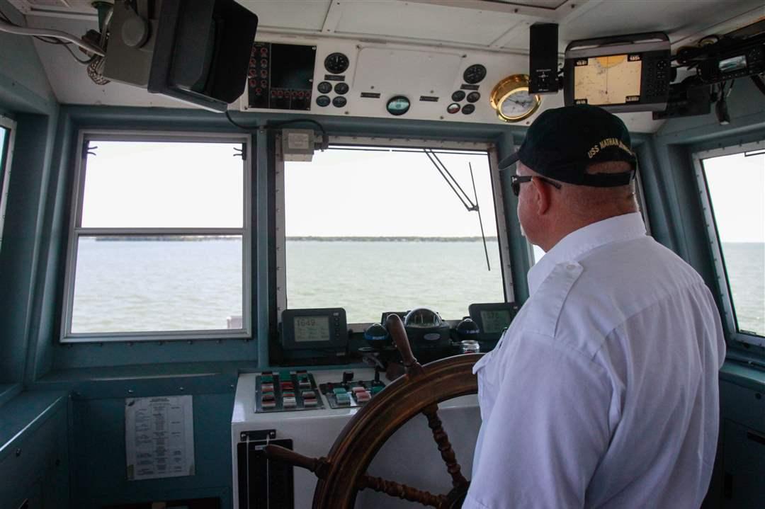 Toledo Magazine Ferries On Lake Erie The Blade
