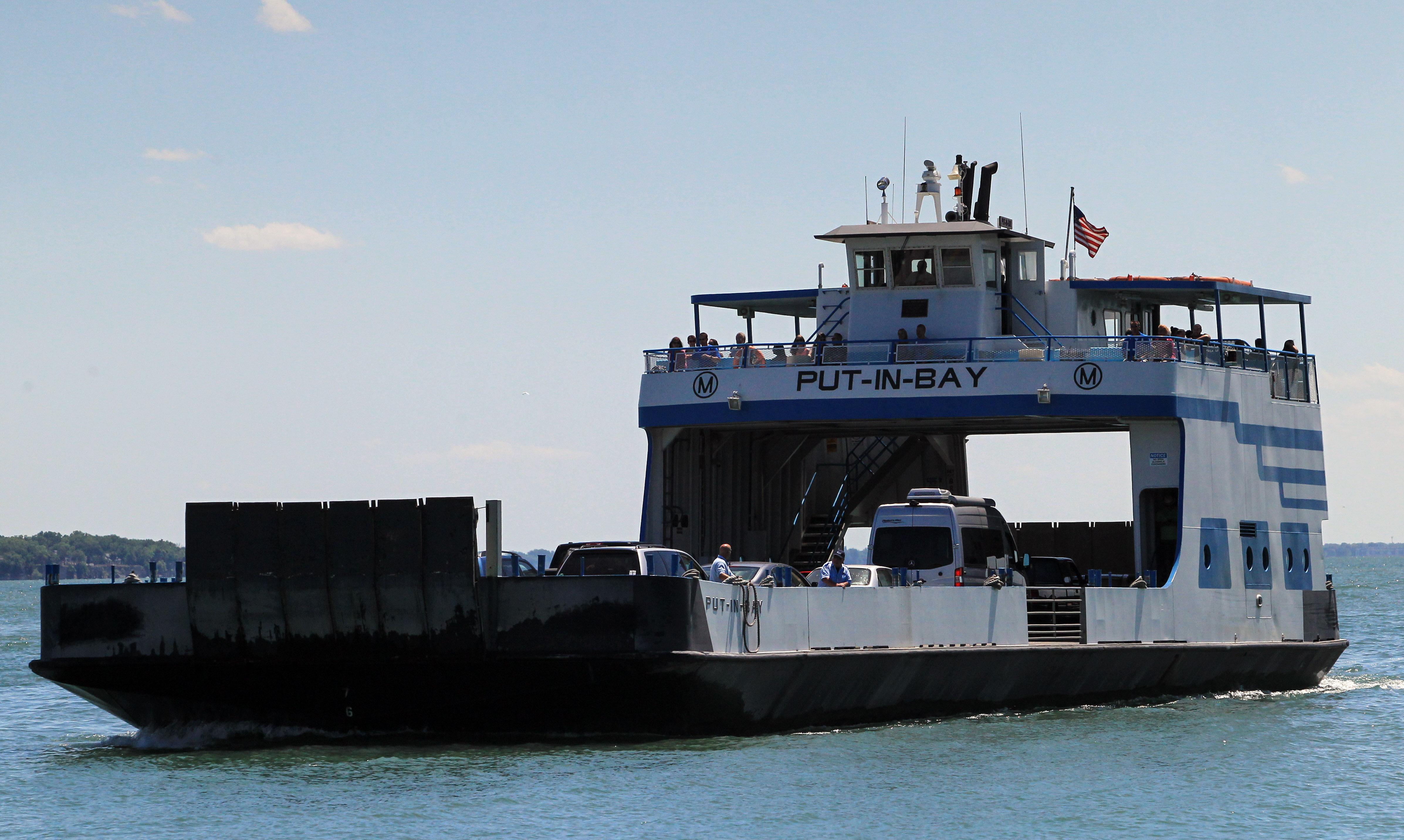 Kelleys Island Ferry Tickets