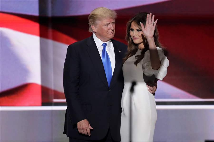 Donald Trump most qualified to lead America; can do impossible, says son