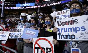 DEM-2016-Convention-MICHIGAN-DELEGATES-BERNIE-TPP