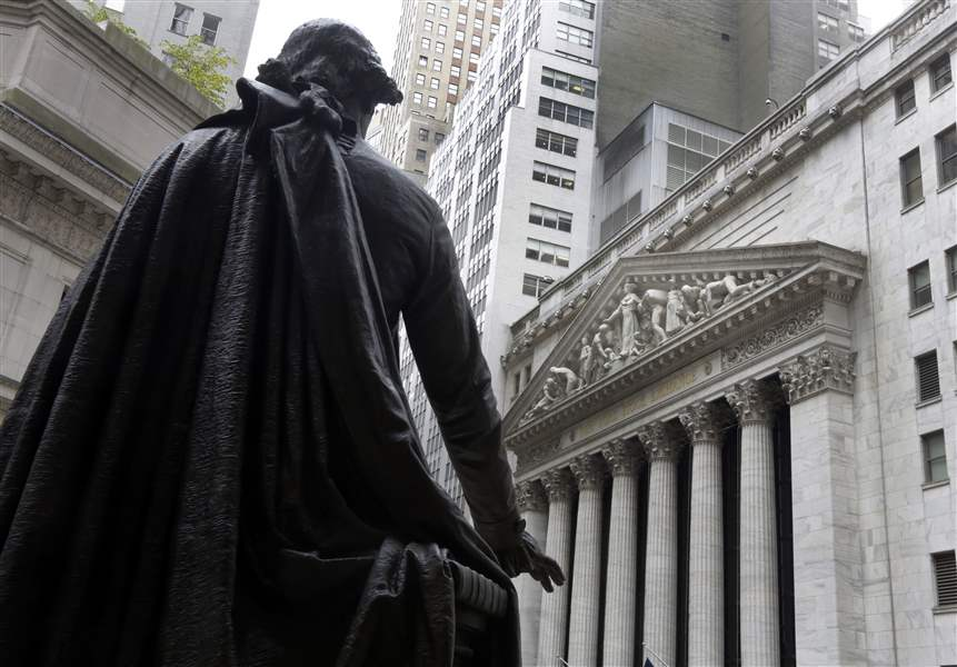 US stocks rise to record highs after strong jobs report