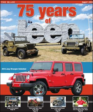 The 50 Year History Jeep