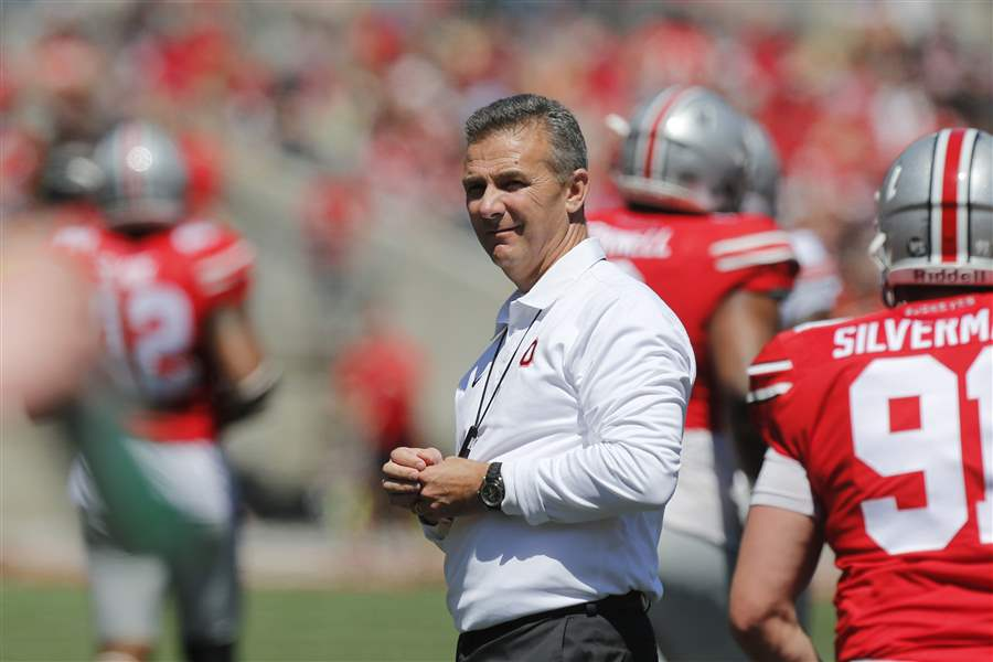 Urban Meyer investigation will be done on Sunday 'as planned'