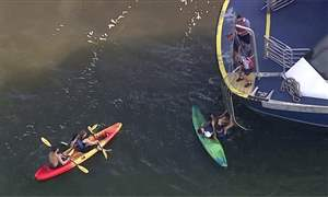 Kayakers-Rescued