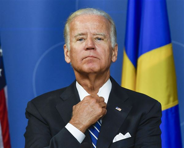 vice president joe biden Former vice president joe biden said he's not ruling out a 2020 us presidential bid against donald trump and will likely come to a decision by the end of the year speaking with msnbc sunday .