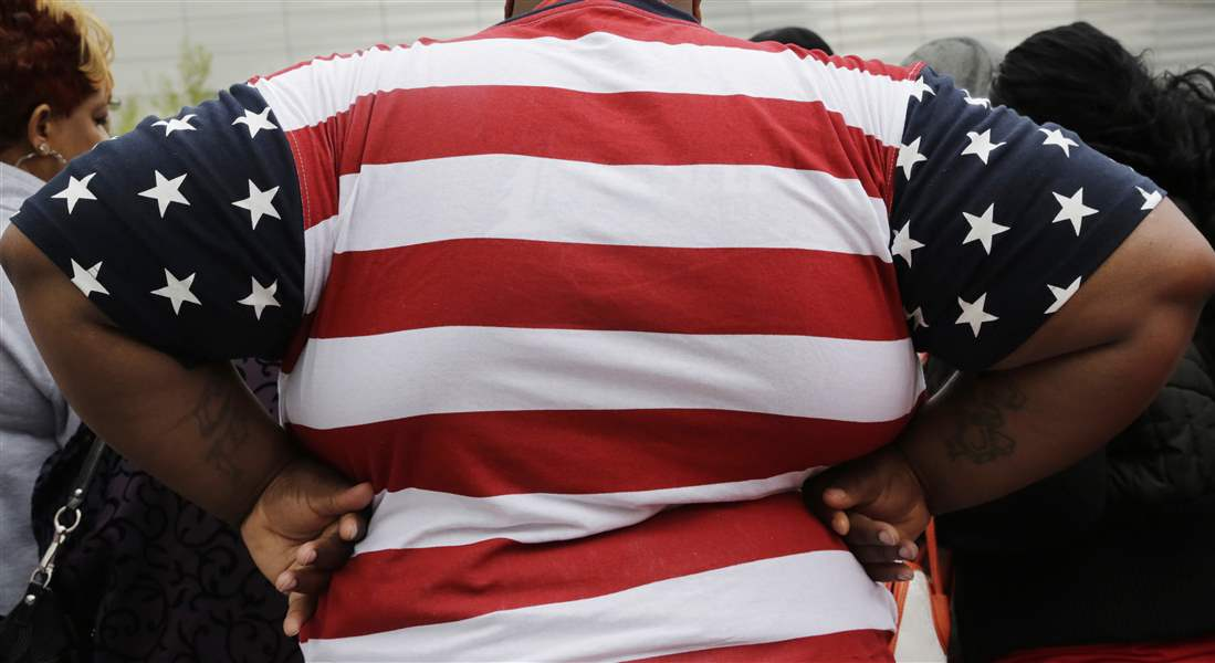 Here's a Little Good News About Obesity in America
