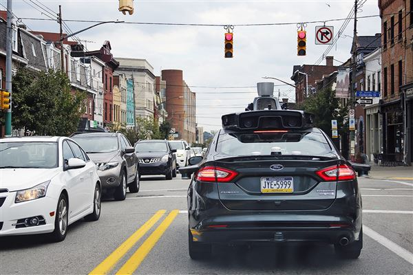A National Law On Autonomous Cars Is Probably A Long Way Off