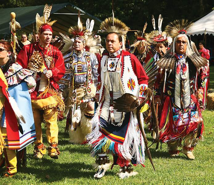 Powwow homecoming: Event back in Perrysburg Township - The ...