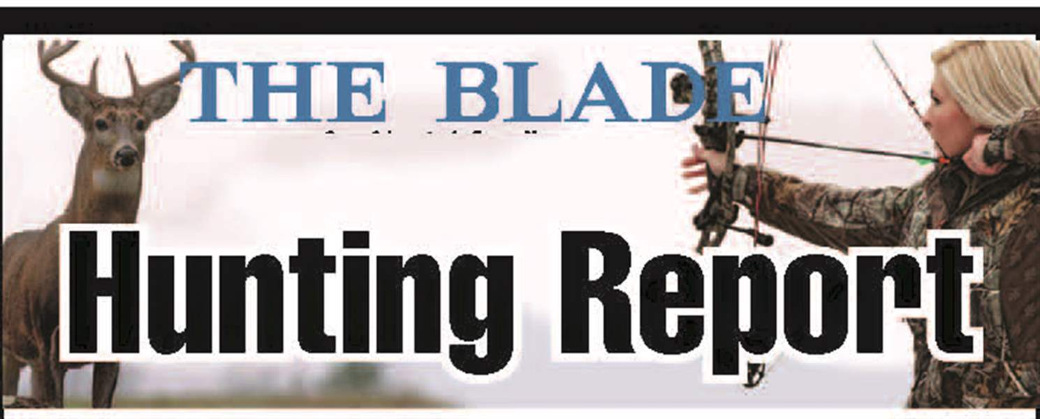 The blade 39 s weekly hunting report 9 23 the blade for Buy ohio fishing license online