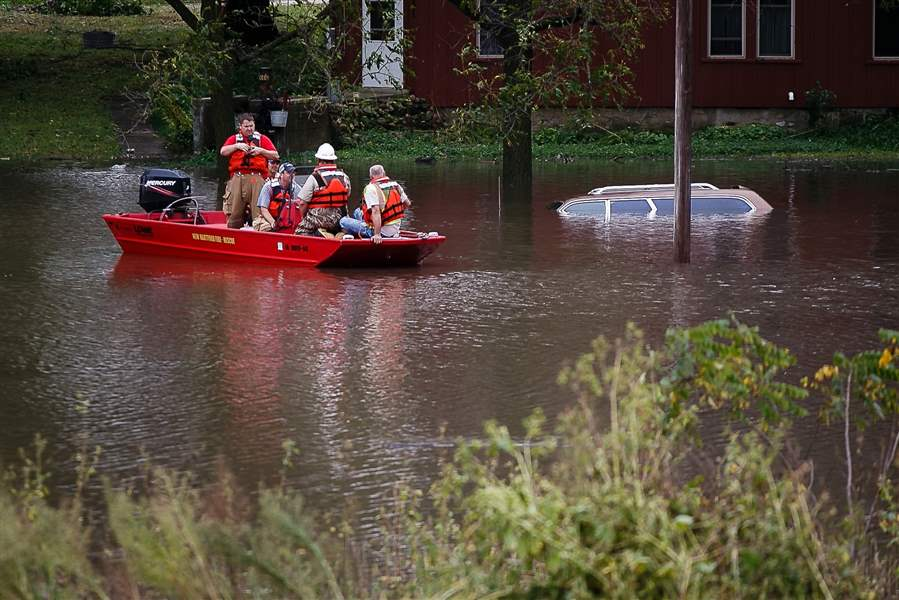 More Iowa Cities Mobilizing For Flooding The Blade