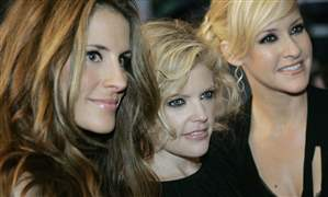 AP-FILM-TORONTO-DIXIE-CHICKS