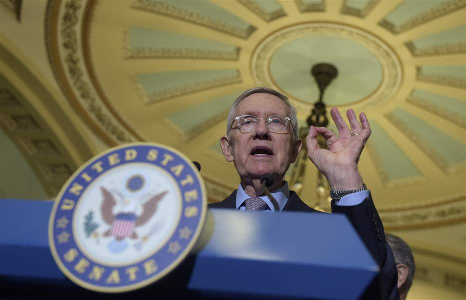 Whew! Congress Votes to Keep Government Open