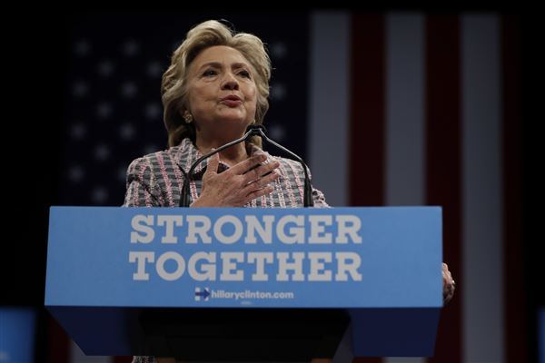 Hillary Clinton Returning to OH on Monday