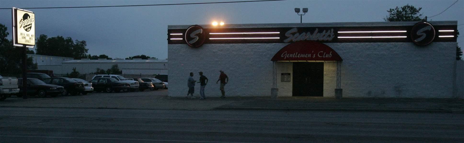 Strip clubs in toledo ohio