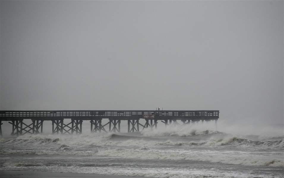 The Town in North Carolina Still Under Water After Hurricane Matthew