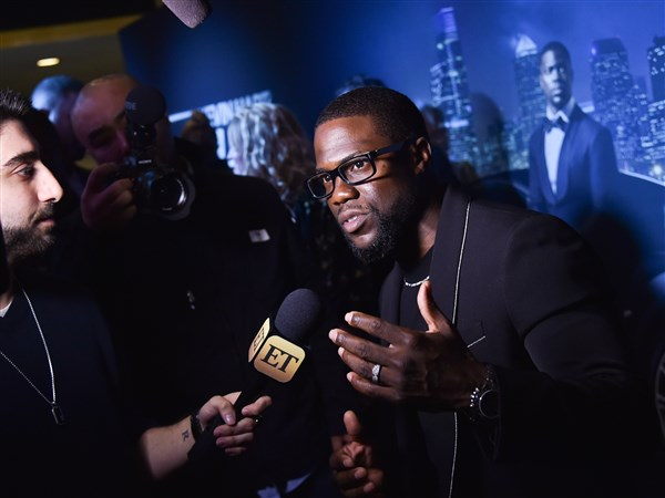 Kevin Hart Puts On A Big Show In What Now The Blade