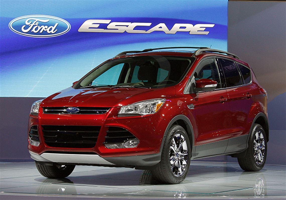 Ford recalls SUVs to repair fuel leaks | Toledo Blade