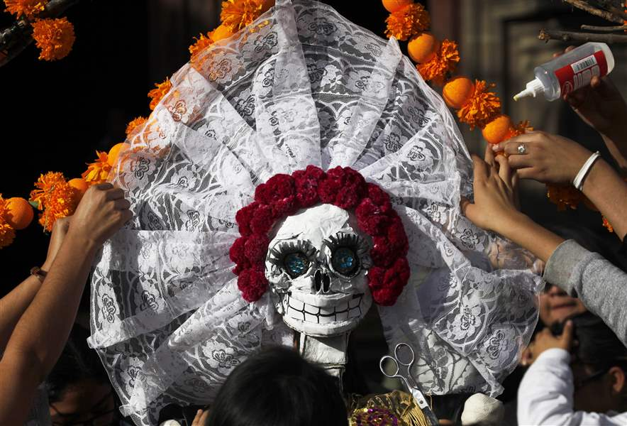 mexico day of the dead 1