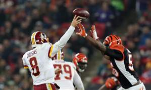 Britain-Redskins-Bengals-Football-5