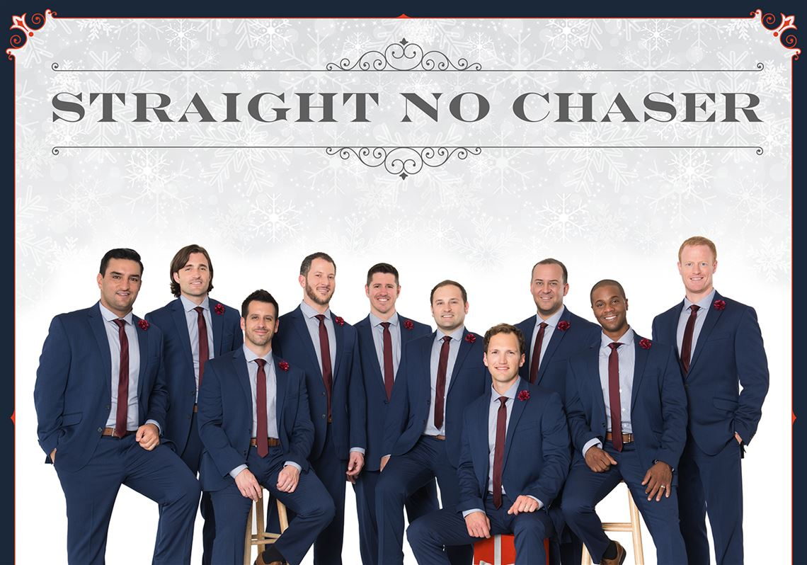Straight No Chaser bring early